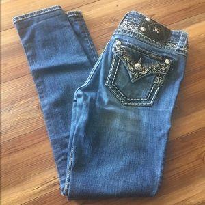 Miss Me Jeans Skinny 28 32